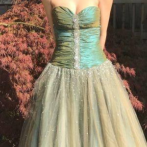 Make an offer 🥰 Shimmery prom dress